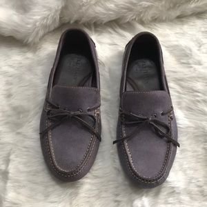 Cole Haan Men's Air Grant Moccasins (Mulberry)